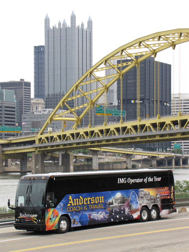 Anderson Bus IMG Operator of the Year