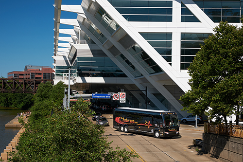 Anderson Bus at DLCC in Pittsburgh PA