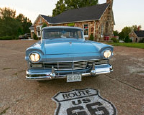 Route 66 Martie video